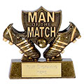 Man of the match trophies Lisburn