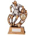Ladies Football trophies Sheffield